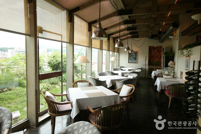 Ресторан Атриум (아트리움)8