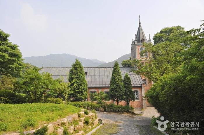 횡성 풍수원천주교회(풍수원성당)