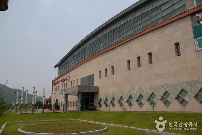 Демонстрационный центр традиционных музыкальных инструментов Нанге (난계국악기체험전수관)5