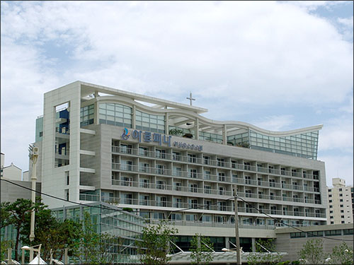 Busan Youth Hostel Arpina (부산관광공사 아르피나)