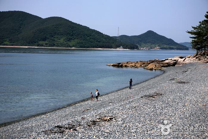 Остров Хансандо (한산도)3