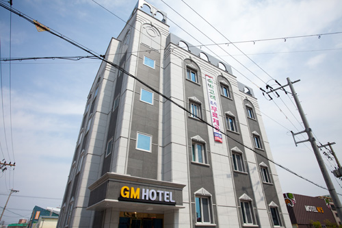 GM Hotel - Goodstay (지엠호텔[우수숙박시설 굿스테이])