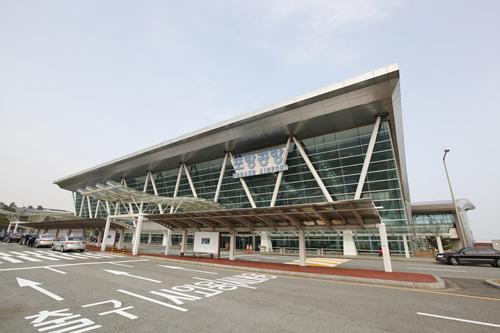 浦项机场(포항공항)