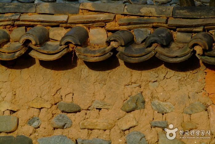 Dorf Namsa Yedamchon (남사예담촌)