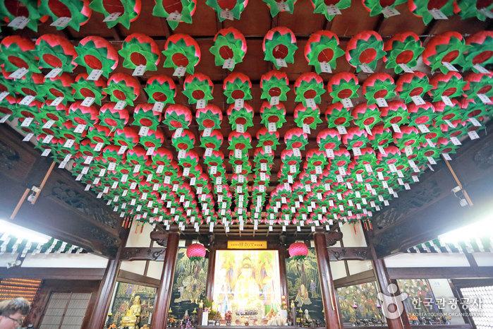 Gunsan Dongguksa Temple (동국사(군산))