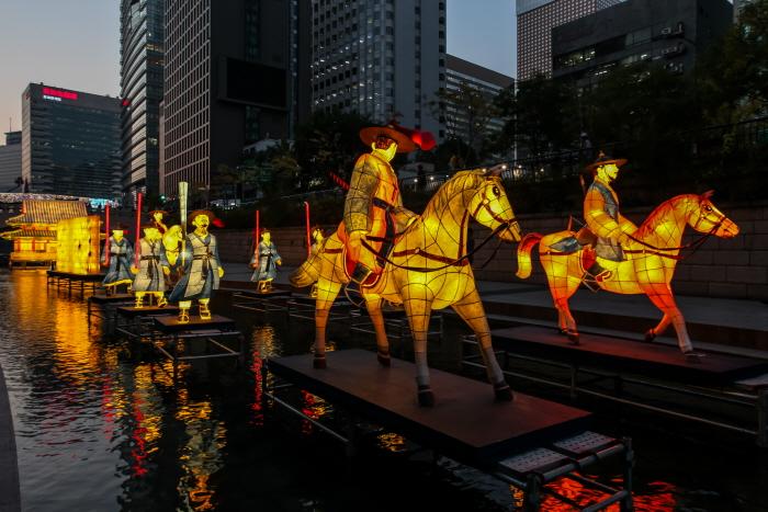 ソウルランタンフェスティバル (서울빛초롱축제)