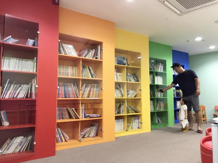 권정생 동화나라 도서관