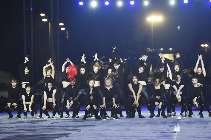 원주 윈터 댄싱카니발 2018  사진11