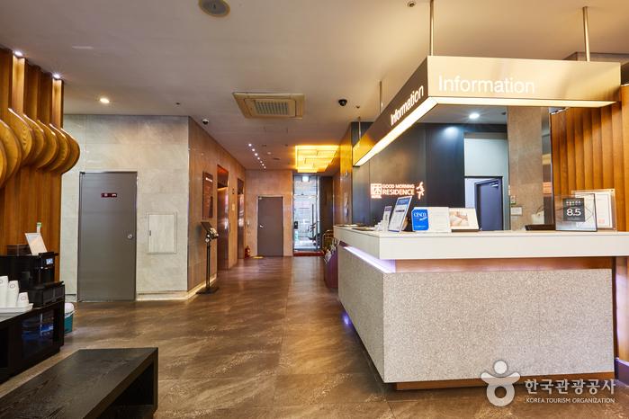 グッドモーニングレジデンスホテル ヒュー[韓国観光品質認証] (굿모닝레지던스호텔휴[한국관광품질인증/Korea Quality])