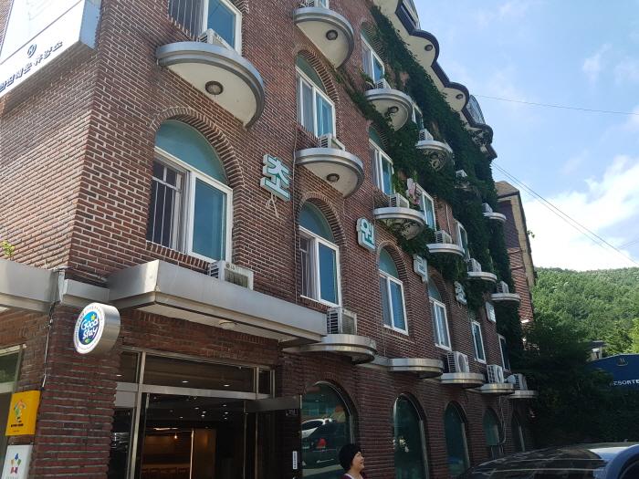 Chowon Resortel (초원 리조텔)