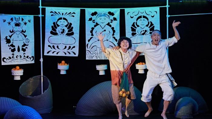 D. Festa: Daehakro Street Performance Festival (대학로 거리공연축제 2020)