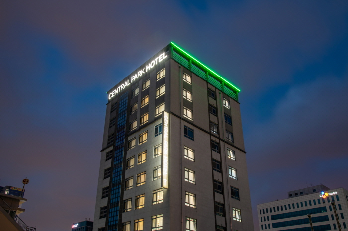 Central Park Hotel [Korea Quality] / 센트럴파크 호텔 [한국관광 품질인증]