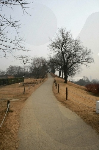 Mongchontoseong Fortress (서울 몽촌토성)