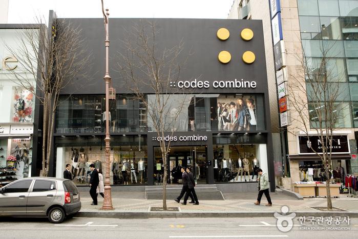 Codes Combine (코데즈컴바인 (문정점))