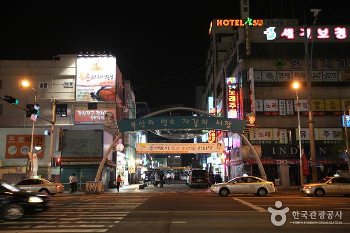 Jagalchi Market (자갈치시장(부산))