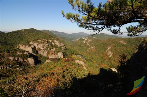 Seonunsan Mountain (선운산)