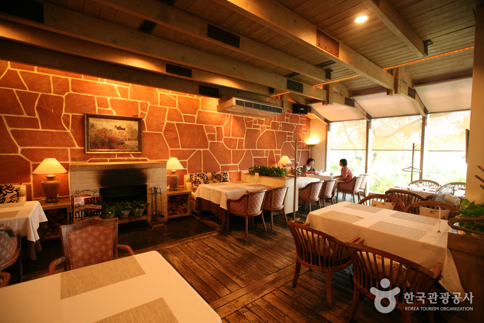Ресторан Атриум (아트리움)7