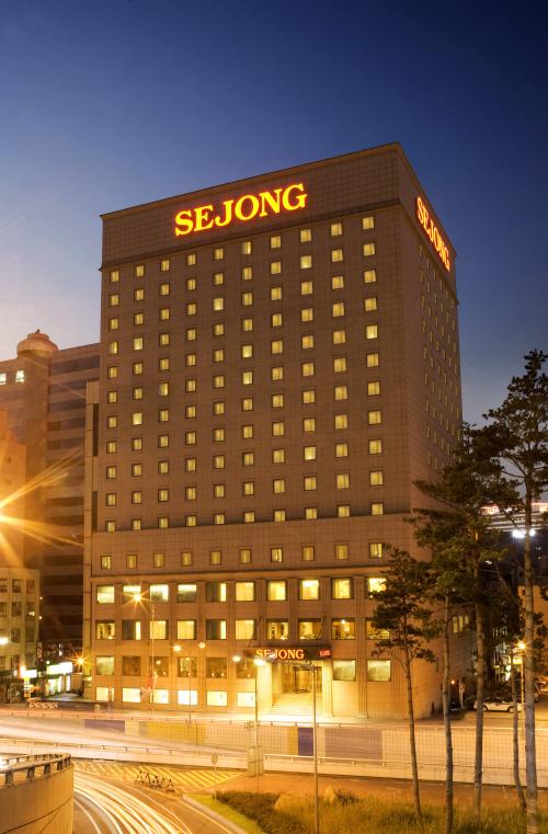 Seoul Sejong Hotel (세종호텔)