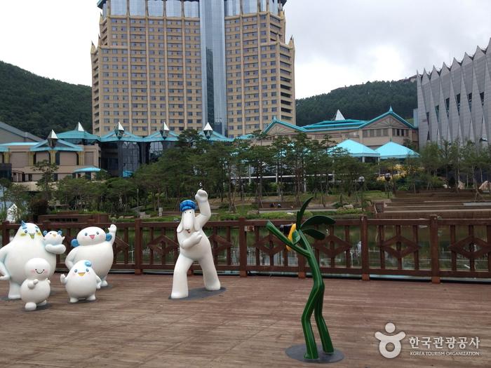 Kasino Kangwon Land (강원랜드 카지노)