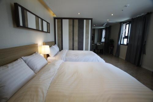 피엔케이산업개발 호텔 그레이톤 둔산 [한국관광품질인증/Korea Quality] 사진16