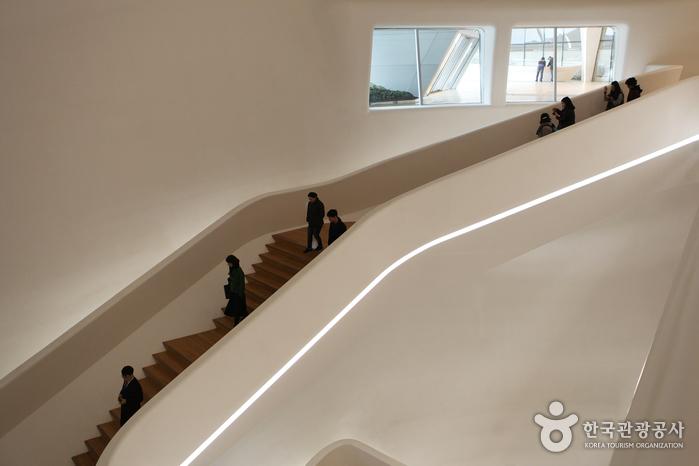 Dongdaemun Design Plaza (동대문디자인플라자 (DDP))