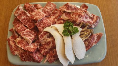 トゥップル韓牛(투뿔한우)