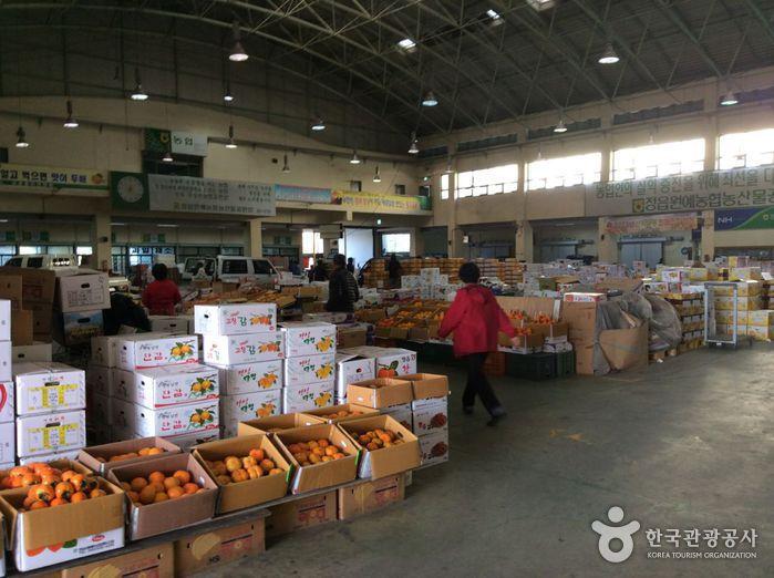 정읍 농산물도매시장