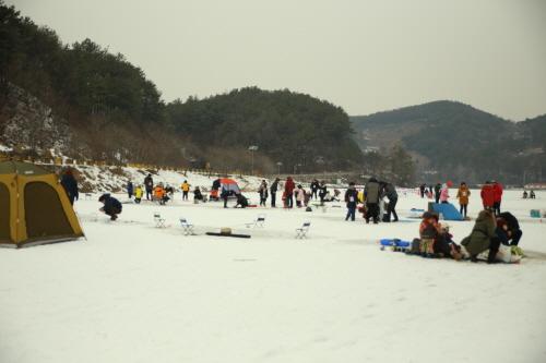 양평 대자연 빙어송어축제 2018 사진9