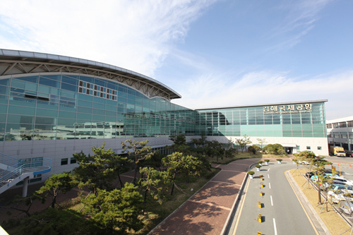 Gimhae International Airport (김해국제공항)