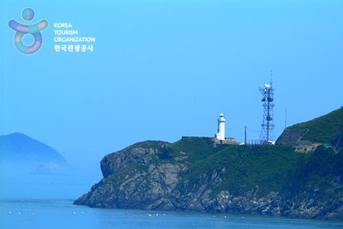 下鳥島灯台(하조도 등대)