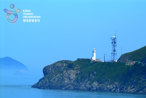 Leuchtturm Hajodo (하조도 등대)
