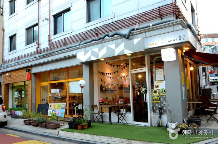 Barrio Seochon (서촌마을)
