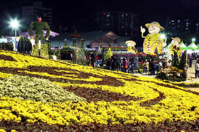 마산가고파국화축제 2017  사진5