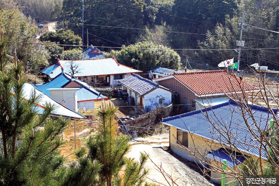 가우도 마을