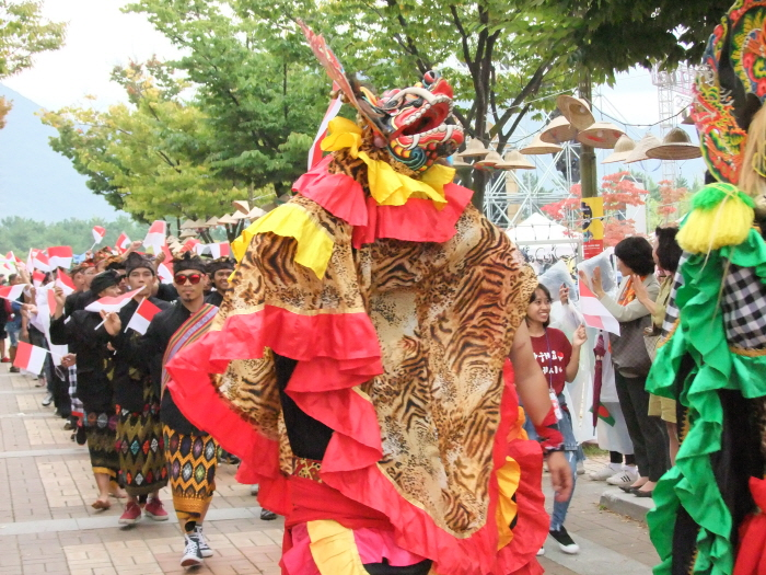 MAMF(Migrants' Arirang Multicultural Festival/맘프)