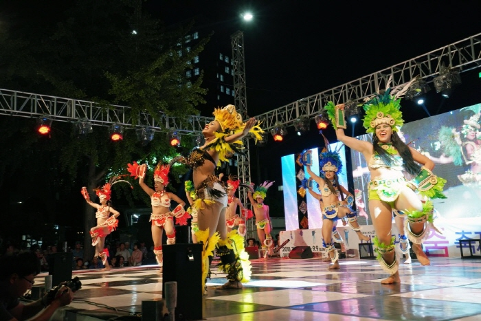 세계거리춤축제 2019