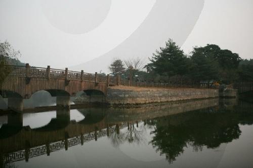 Uirimji Reservoir (제천 의림지와 제림)