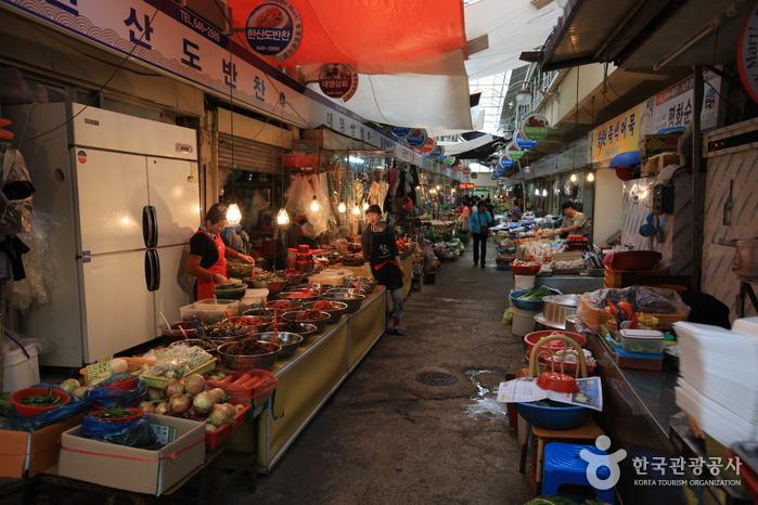 統営中央市場(통영 중앙시장)