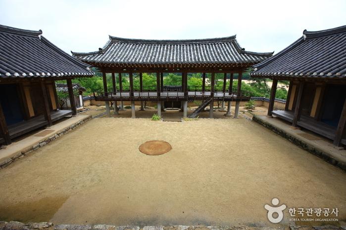 花川書院(화천서원)