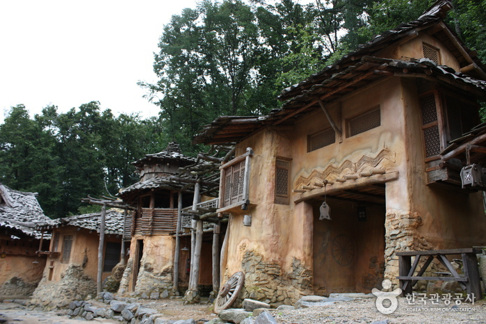 Goguryeo Blacksmith Town (고구려 대장간 마을)