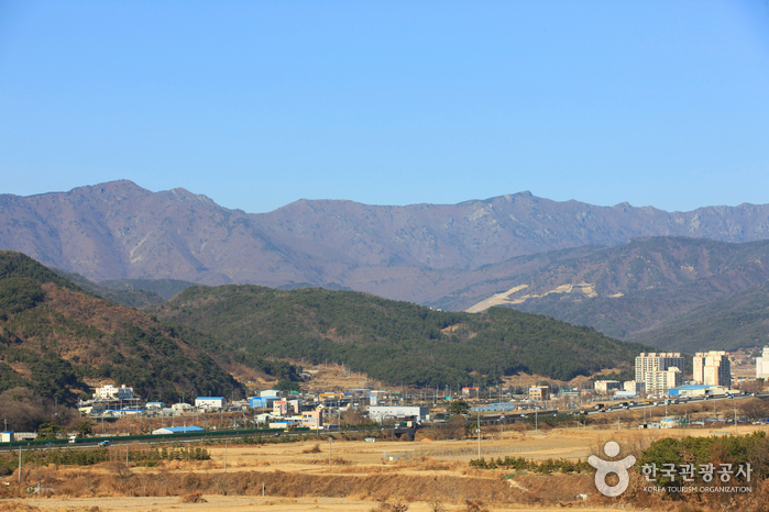 Yeongchuksan Mountain(영축산)