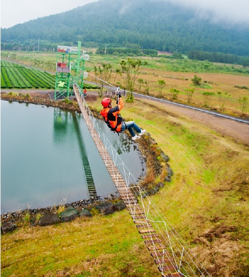 Zipline Jeju ()