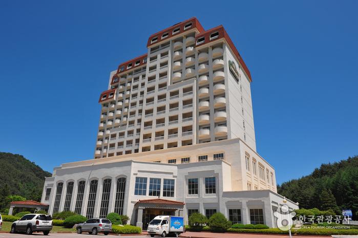 ケンシントンフローラホテル(켄싱턴플로라호텔)