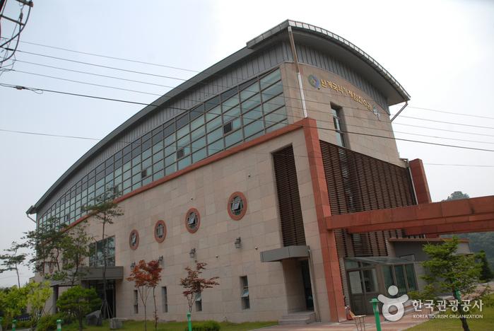 Демонстрационный центр традиционных музыкальных инструментов Нанге (난계국악기체험전수관)4