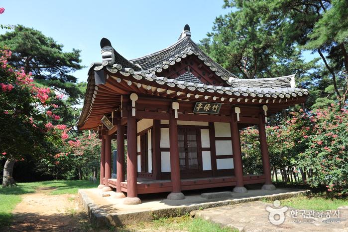 Damyang Songgangjeong Pavilion (담양 송강정)