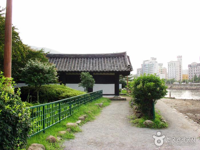 Историческое наследие Сонсо в Йосу (여수 선소유적)