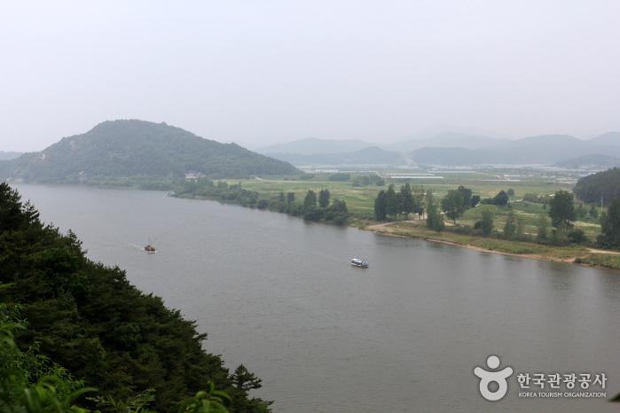 Baegmagang River (백마강)