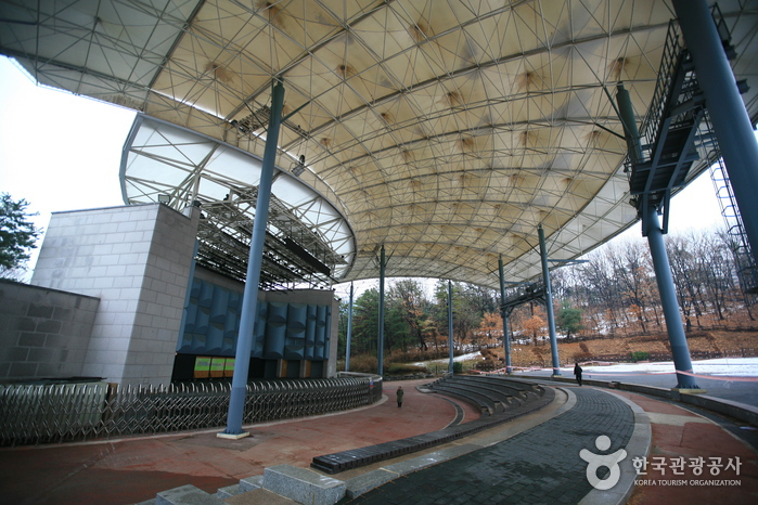 성남시 야외공연장