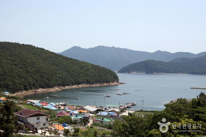Hansando Island (한산도)