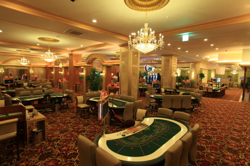 Jeju Oriental Hotel Casino (제주 오리엔탈호텔카지노)